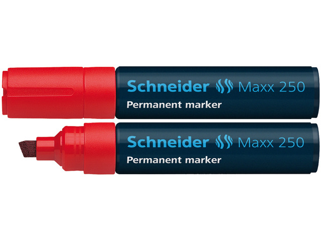 Marker Permanent SCHNEIDER 250 - varf 2-7mm 0