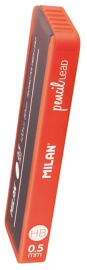 Mina creion mecanic 0.5mm Milan Lead 0