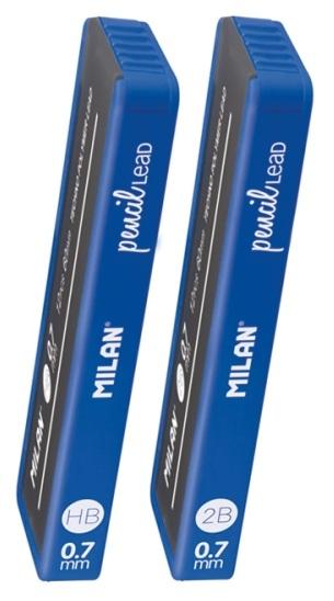 Mina creion mecanic 0.7mm Milan Lead 0