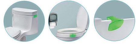 Odorizant Bowl silicon pt WC 3