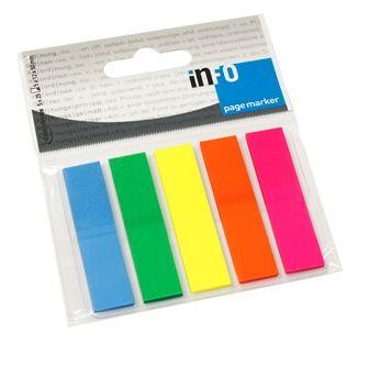PageMarker 5x12x50mm multicolor [0]