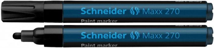 Paint marker Schneider 270 - varf 1-3mm - auriu argintiu si diverse culori 0