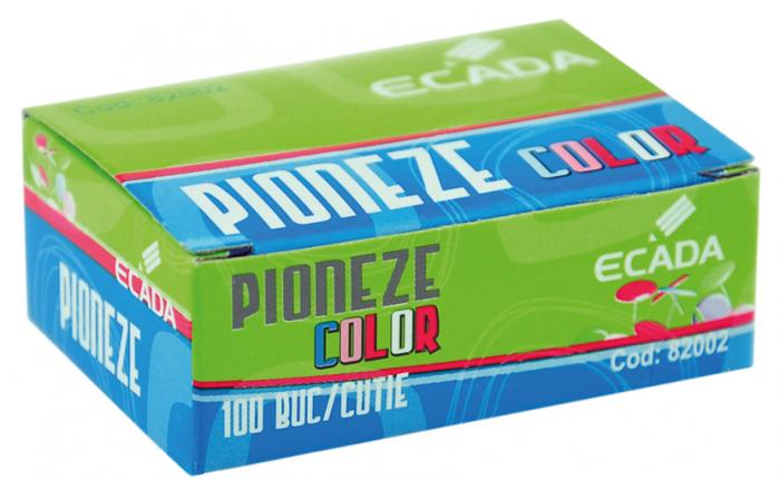 Pioneze color 100/cut Ecada [0]