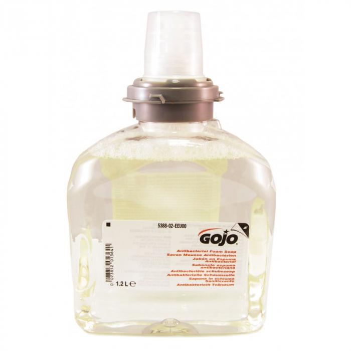 Sapun spuma TFX Antibacterial Gojo 1200ml pt dozator senzor 0