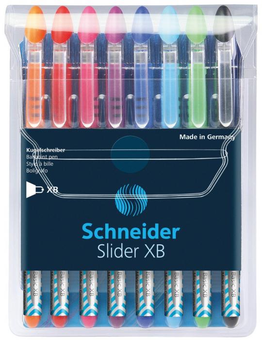 SCHNEIDER Slider XB 8buc/set 0