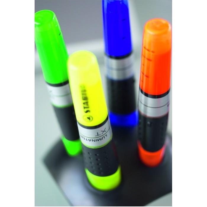 Stabilo Luminator cu suport 4 culori /set [2]