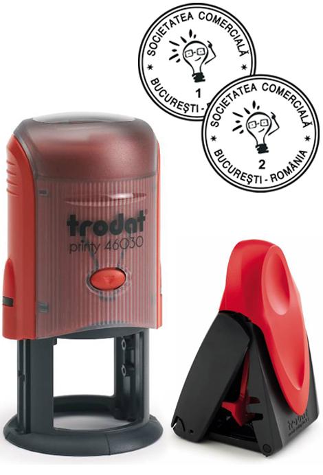 Stampila Trodat Printy Power Box 46030 / 9430 0