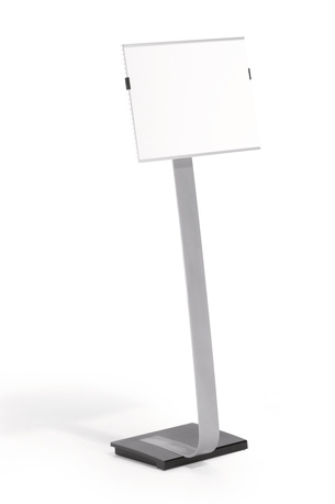 Stand INFO SIGN silver A3 [2]