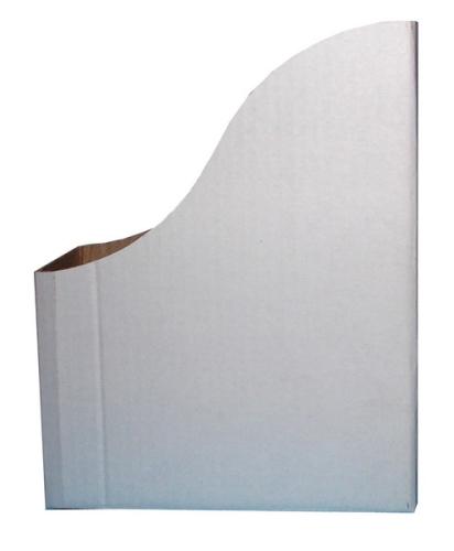 Suport vertical PREMIUM carton 10cm microondulat 1