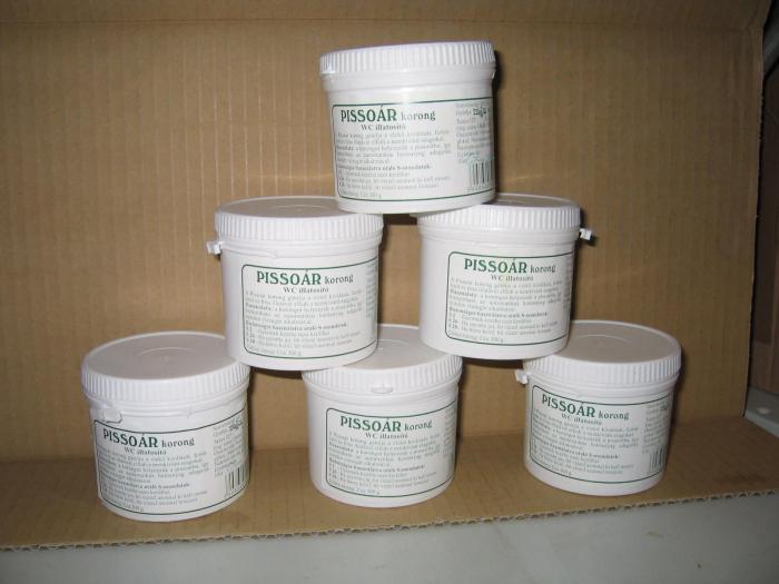 Tableta pisoar 300 gr miros de lamiie 54 cut/cart [0]