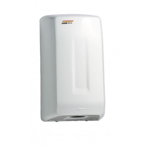 Uscator de maini SMARTFLOW, plastic alb ABS, actionare cu senzor [0]