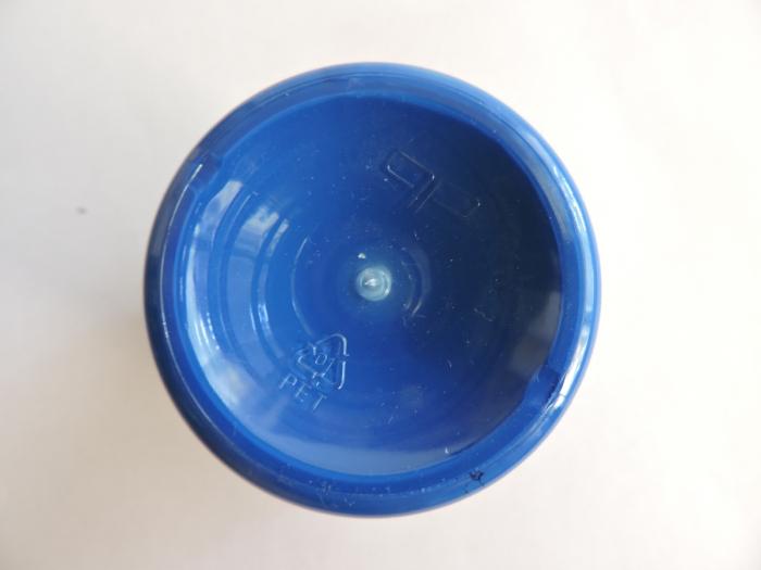 Vopsea acrilica mata 50 ml- albastru [2]