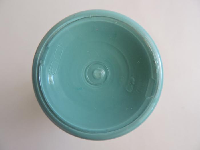Vopsea decorativa Soft 100 ml- albastru turcoaz [1]