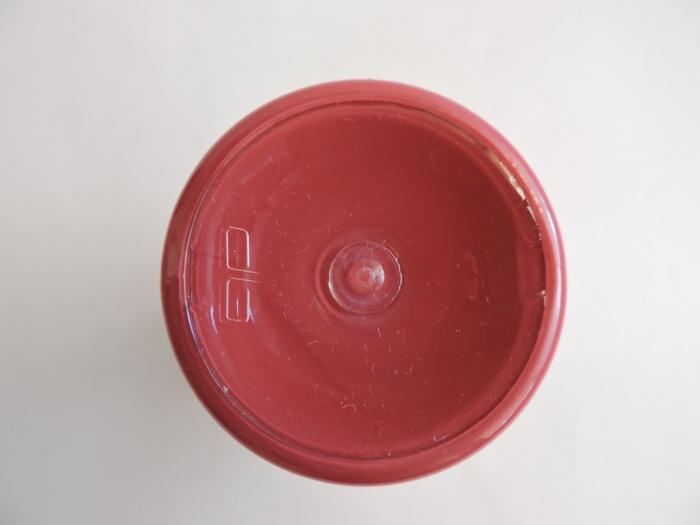 Vopsea decorativa Soft 100 ml- rosu cardinal [1]