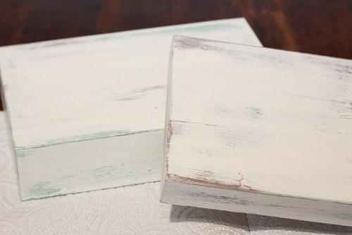 Vopsea decorativa Soft 100 ml- verde patinat 1