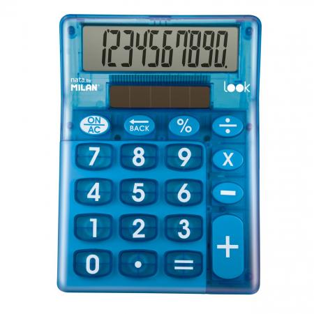 CALCULATOR 10 DG MILAN LOOK 906LKBBL [0]