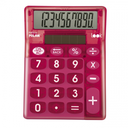 CALCULATOR 10 DG MILAN LOOK 906LKPBL0
