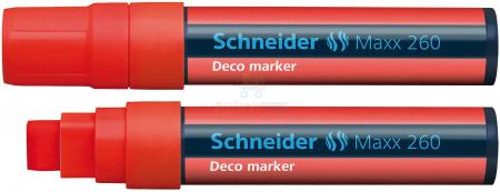 Deco marker tip creta  Schneider 260 - varf 2-15mm4
