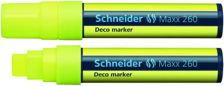 Deco marker tip creta  Schneider 260 - varf 2-15mm6