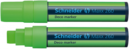 Deco marker tip creta  Schneider 260 - varf 2-15mm0