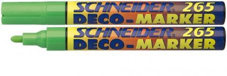Deco marker tip creta Schneider 265 - varf 1-3mm1