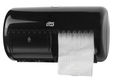 Dispenser hartie igienica Tork Twin pt. rola normala1