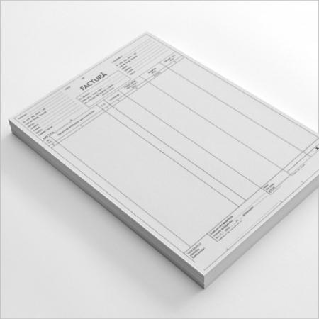 Factura (fara tva) A5-A4, 3ex autocopiativa [0]