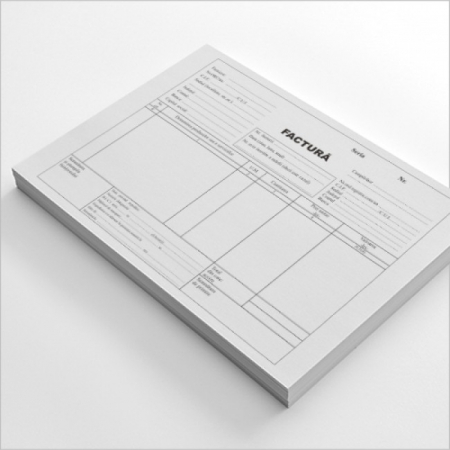 Factura (fara tva) A5-A4, 3ex autocopiativa [1]