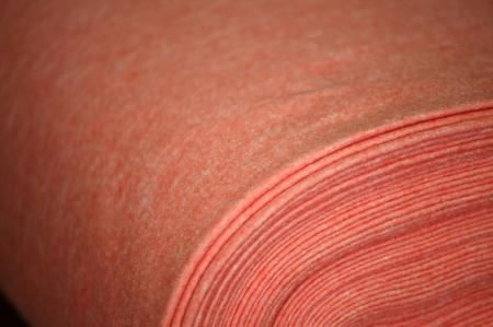 Fetru IDEA (60% lana, 40% viscoza) 50cm x 140 cm latime- piersica [1]