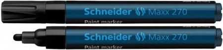 Paint marker Schneider 270 - varf 1-3mm - auriu argintiu si diverse culori0