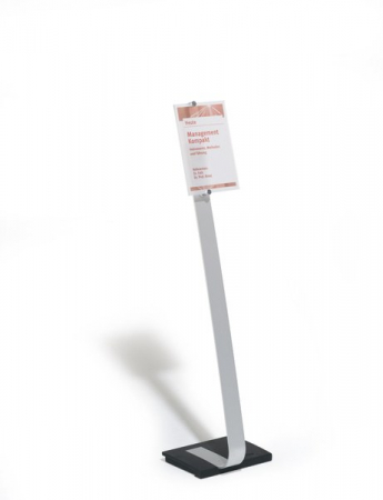 Stand CRYSTAL SIGN silver A4 [1]