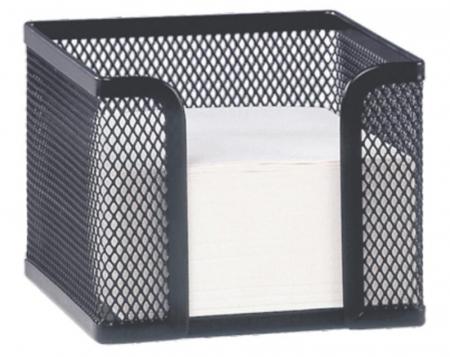 Suport cub hartie 9x9 metalic1