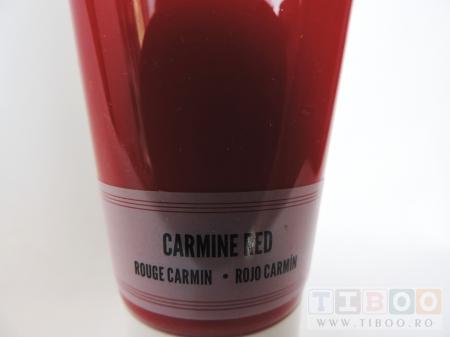 Vopsea acrilica cremoasa 60 ml- carmine red1