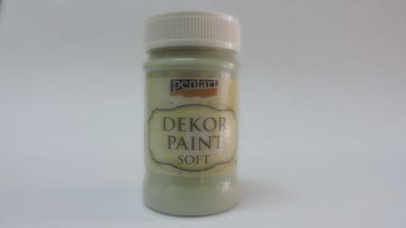 Vopsea decorativa Soft 100 ml- verde country [0]