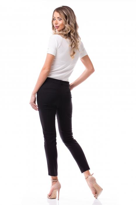 Pantaloni clasici din tercot 3