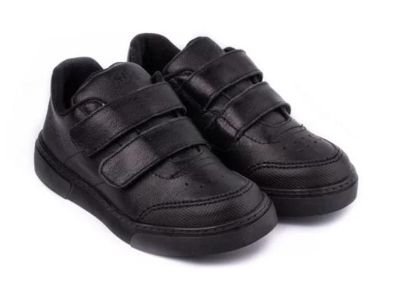 Pantofi Bibi School Black 0