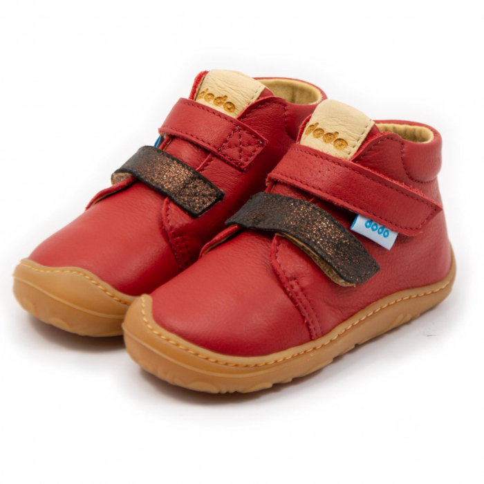 Ghete Noah Ruby, Dodo Shoes 0
