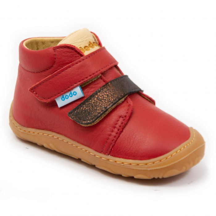Ghete Noah Ruby, Dodo Shoes 1