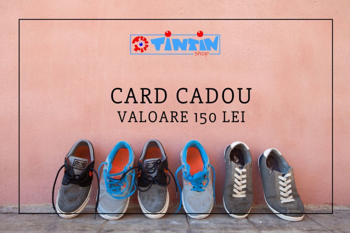 Card cadou 150 0