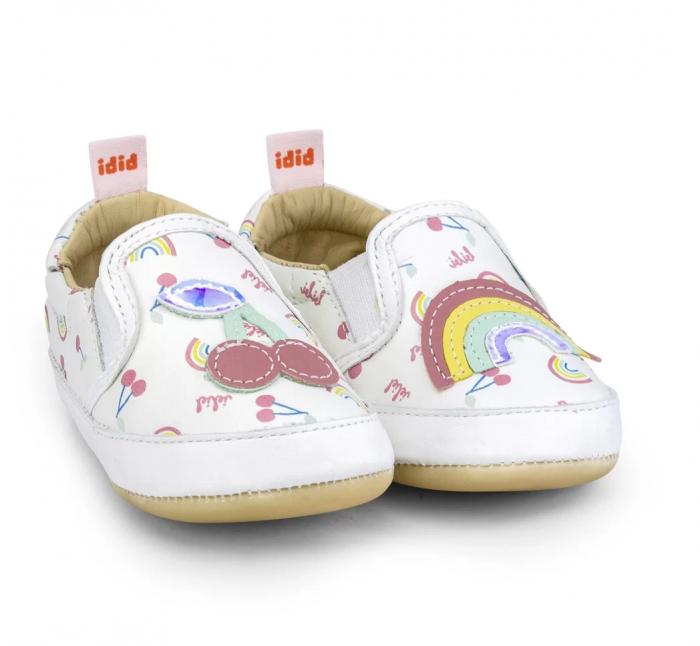Pantofi Bibi Afeto Joy Fun Cherry 0