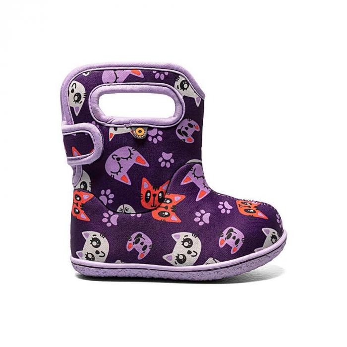 Cizme impermeabile copii, BOGS FOOTWARE, Kitty 0