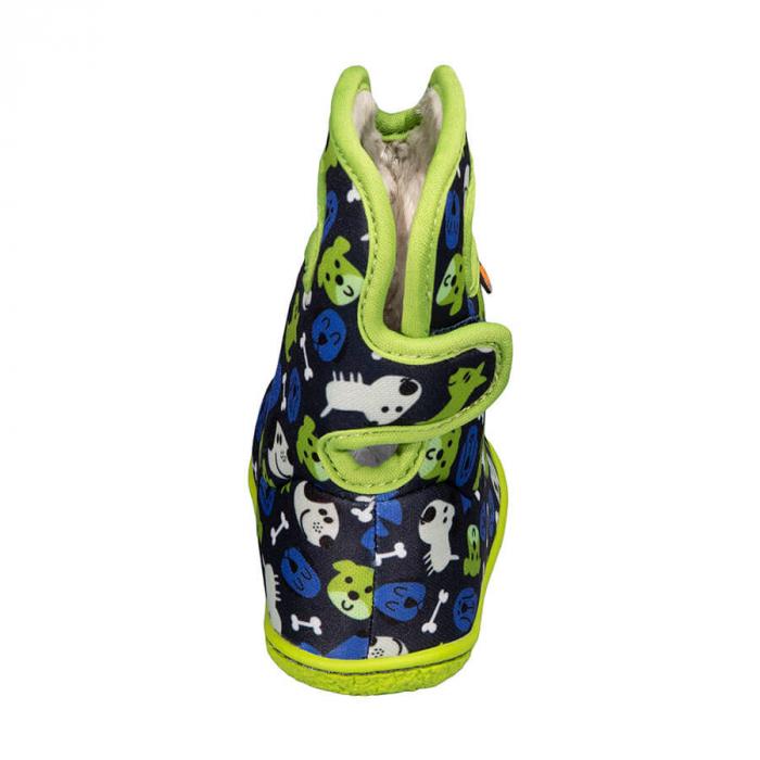 Cizme impermeabile copii, BOGS FOOTWARE, Puppy Blue 1