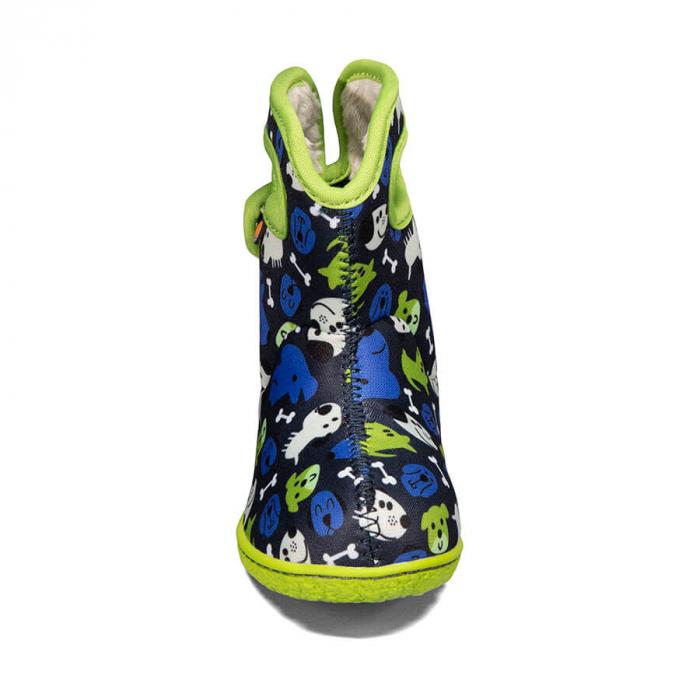 Cizme impermeabile copii, BOGS FOOTWARE, Puppy Blue 2