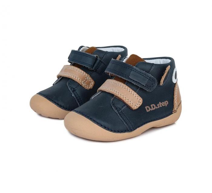 Ghete Unisex Barefoot Albastre, D.D.Step [3]