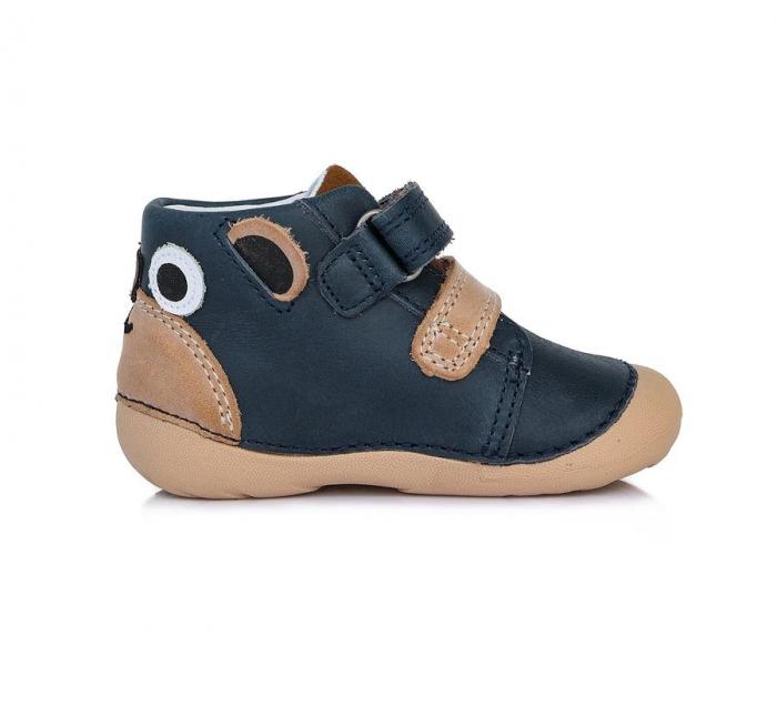 Ghete Unisex Barefoot Albastre, D.D.Step [2]