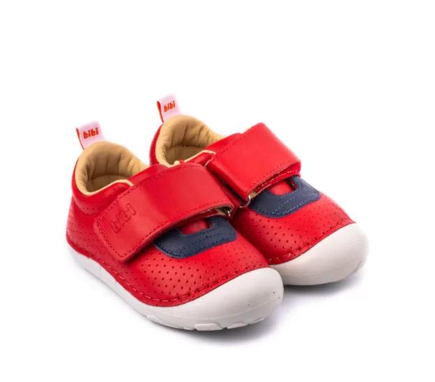 Pantofi Bibi Grow II Rosii [0]