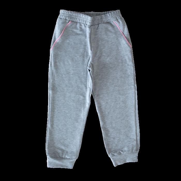 Pantaloni Trening Fete, Gri, Scoala, TinTin Shop [0]