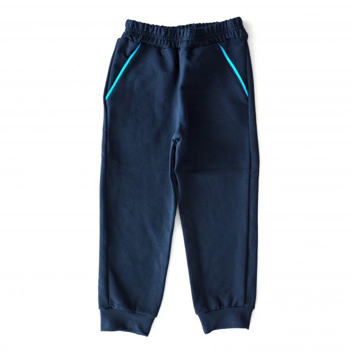 Pantaloni Bleumarin Baieti, Stil Jogging, Scoala, TinTin Shop [0]