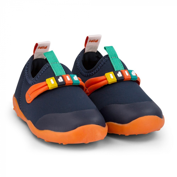 Pantofi Bibi Fisioflex 4.0 Naval - Orange [0]