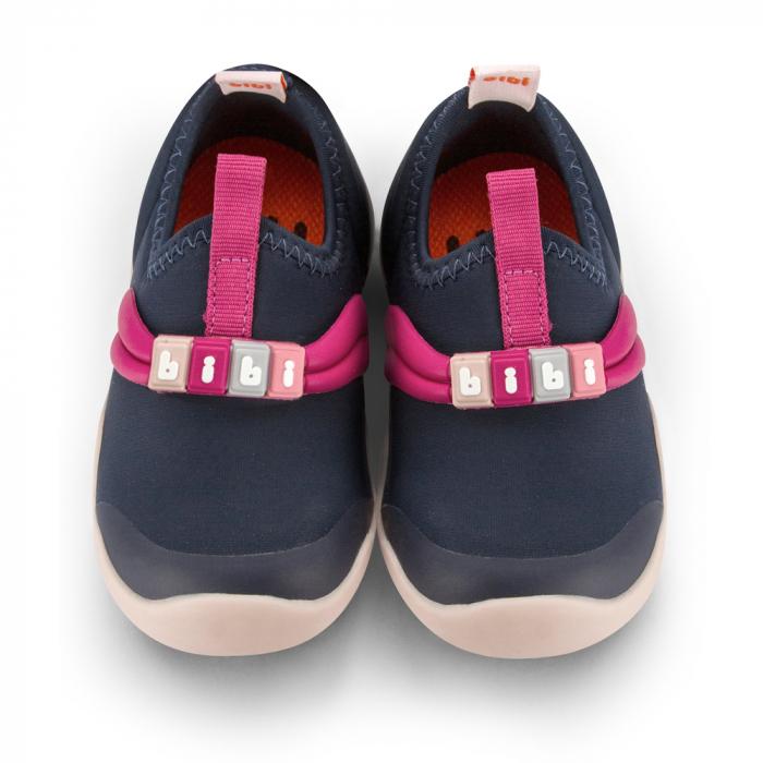 Pantofi Bibi Fisioflex 4.0 Naval - hot pink [3]